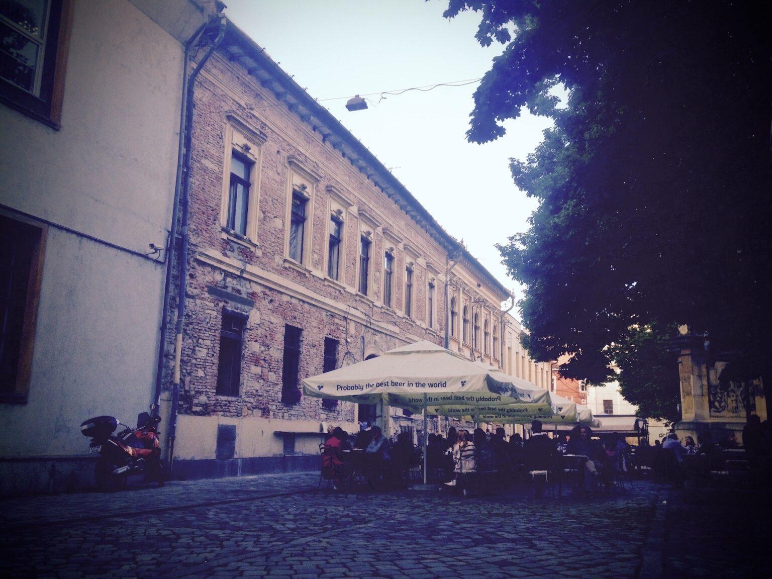 Museum Square Cluj