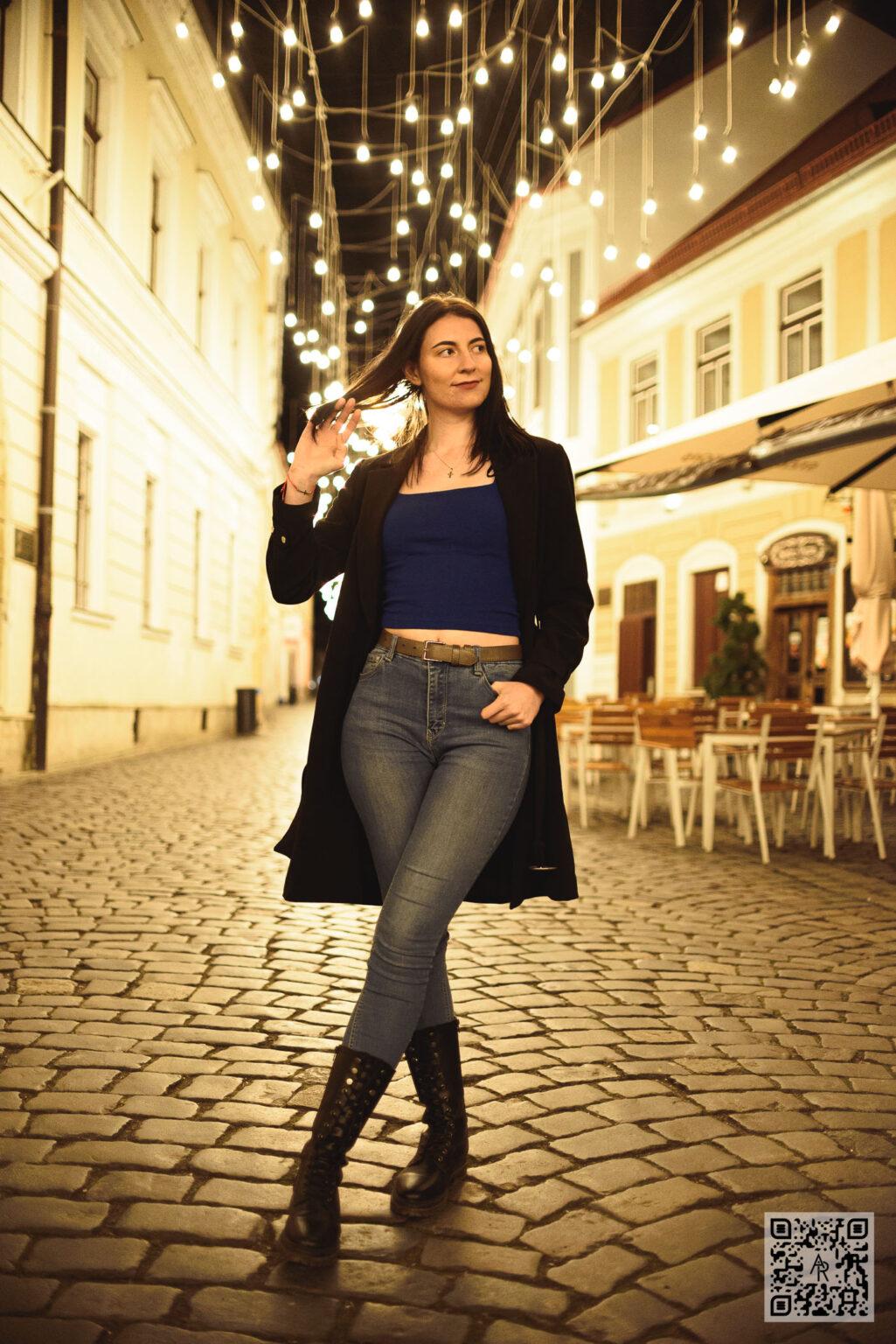 Adriana Filip - Night Walk