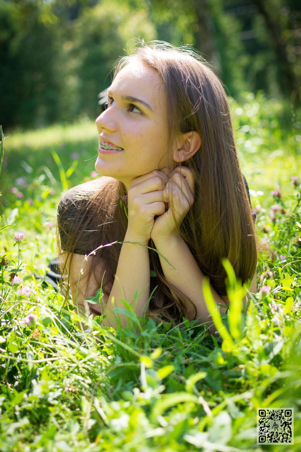 Andreea Musat - Summer Dresses