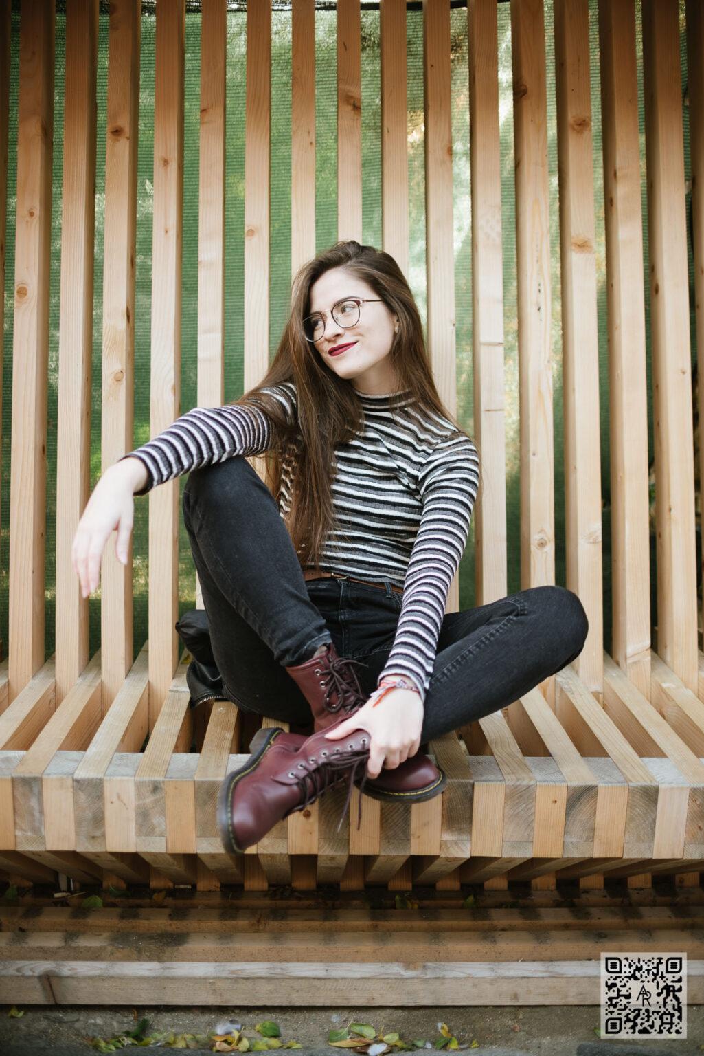Cosmina Sirbu – Stripes