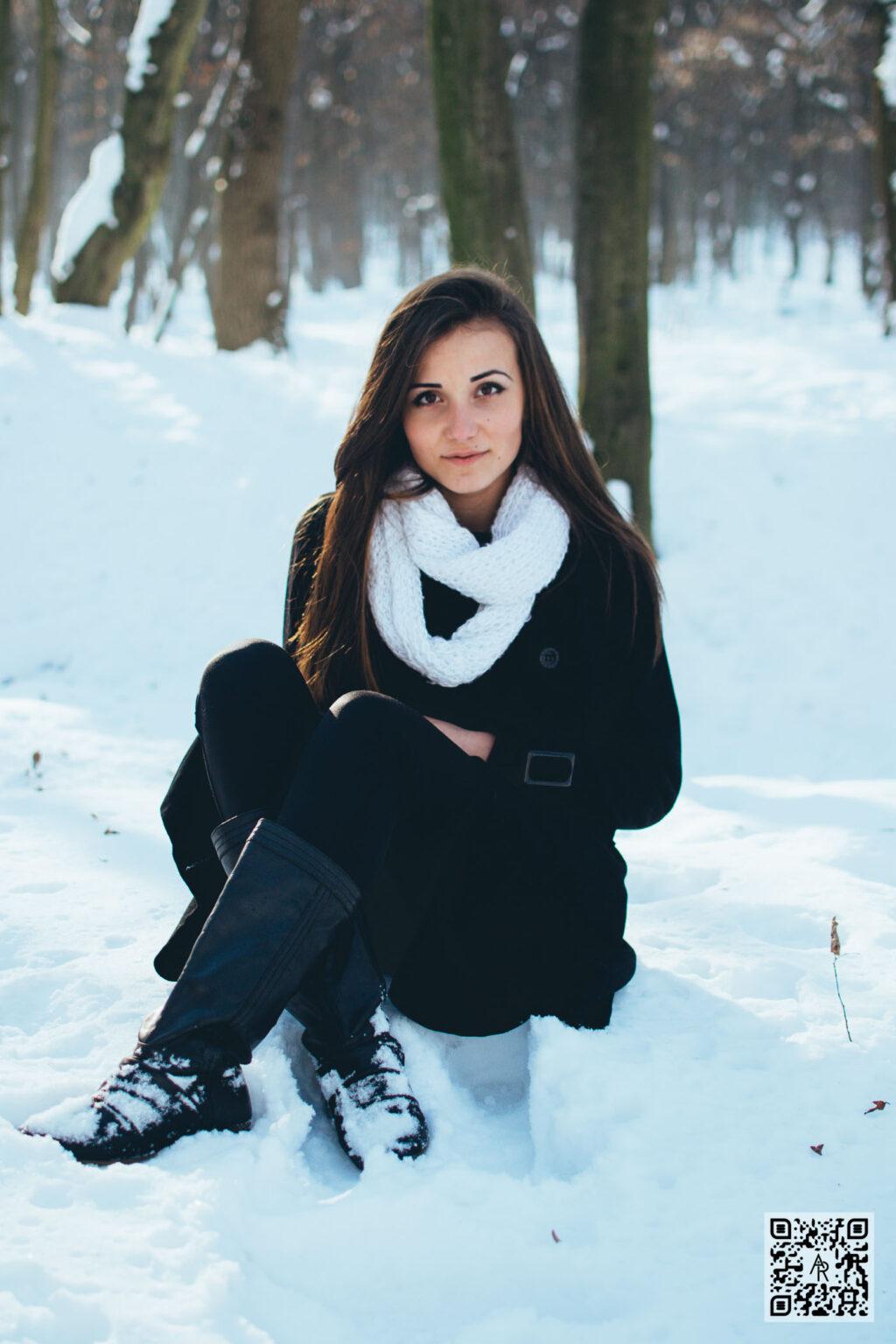 Georgiana Oltean – Snow