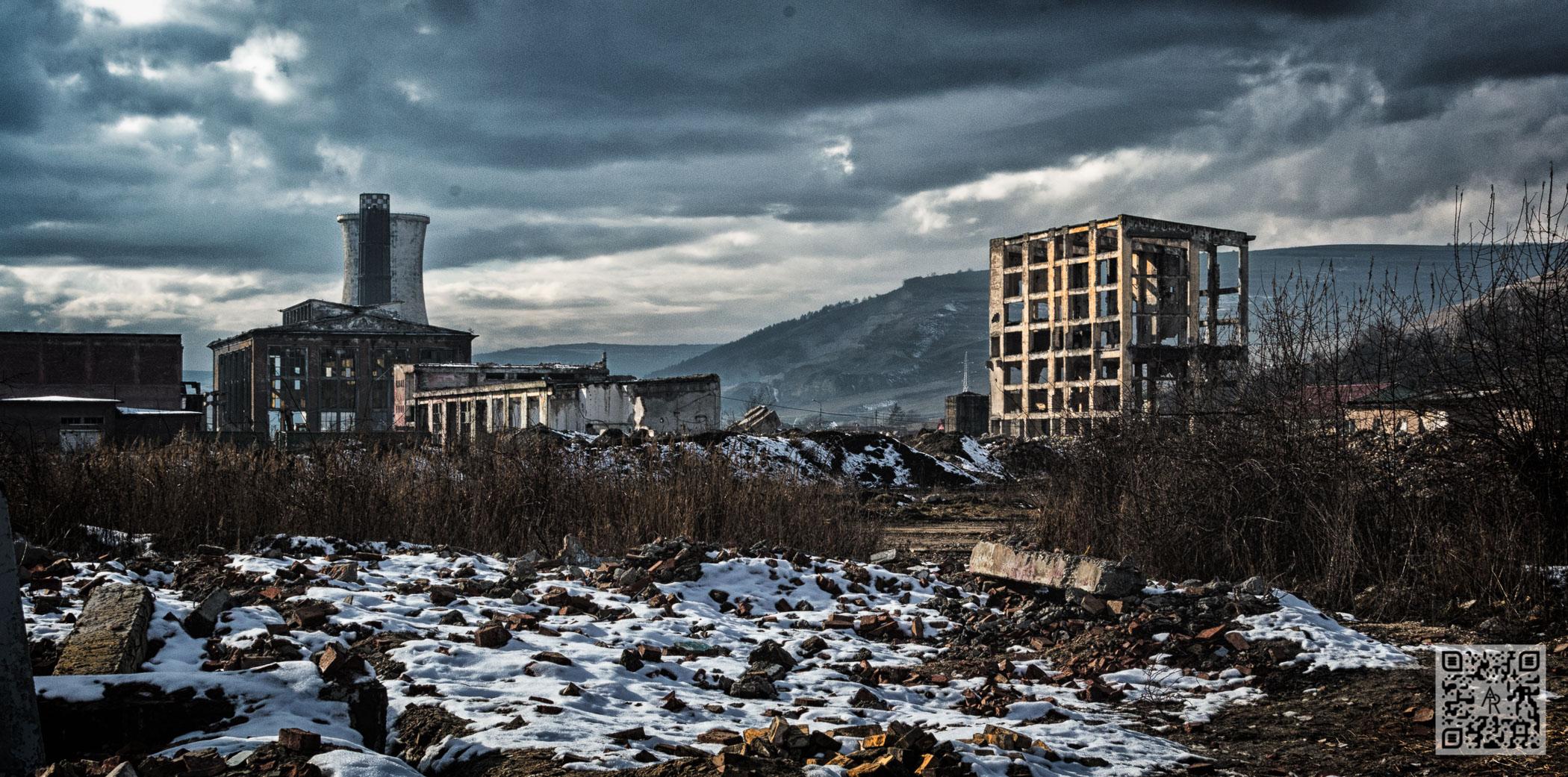 A Dreamscape of Developers Demolition