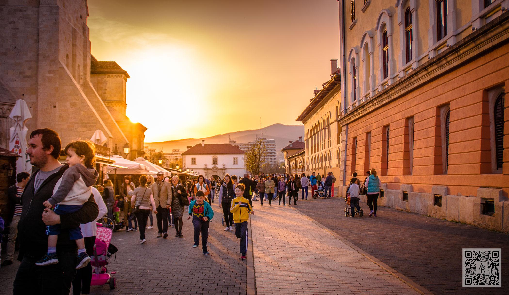 Alba Iulia Sunset