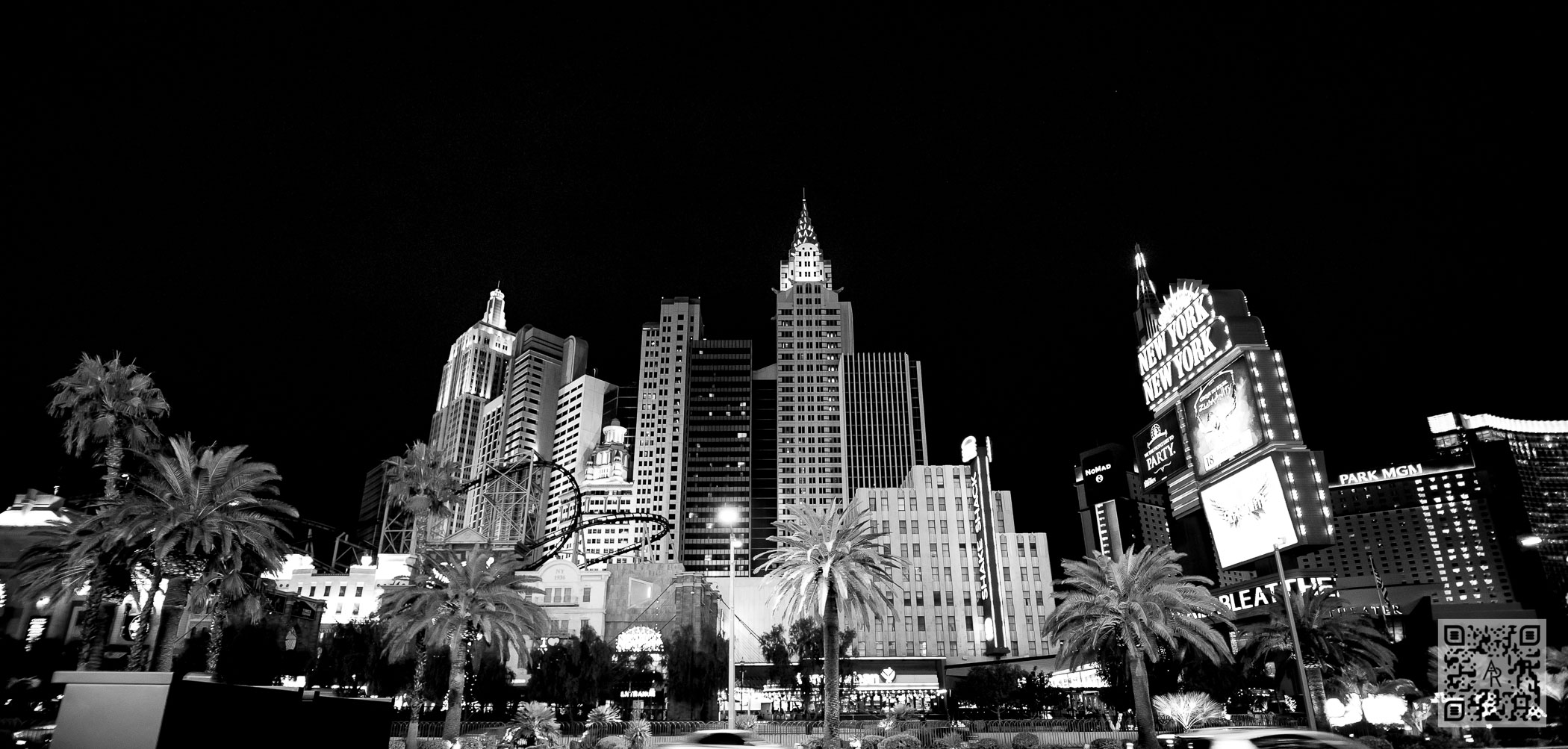 Vegas, Contrasted
